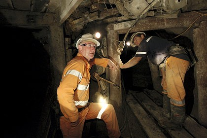 Miners bodies to be left underground current news in south africa